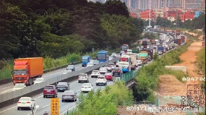 你堵在路上了吗?返程高峰已出现,注意避开这几条高速!